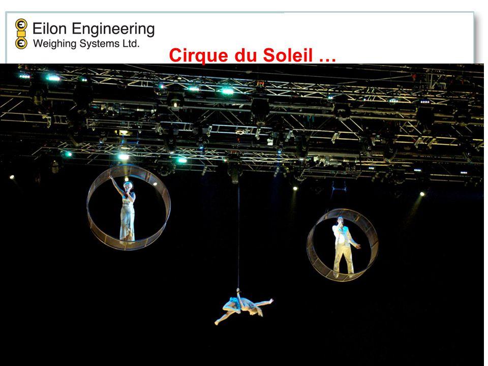 Cirque du Soleil …