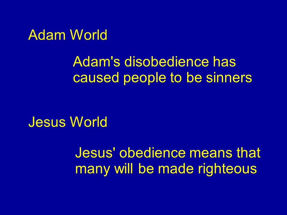 Romans 6 Dead to Sin, Alive in Christ 1 What shall we say, then.