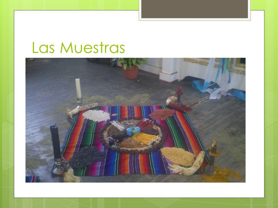 Las Muestras