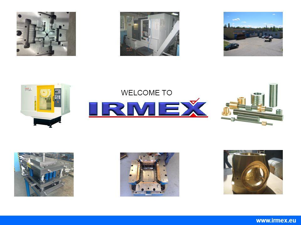 WELCOME TO www.irmex.eu