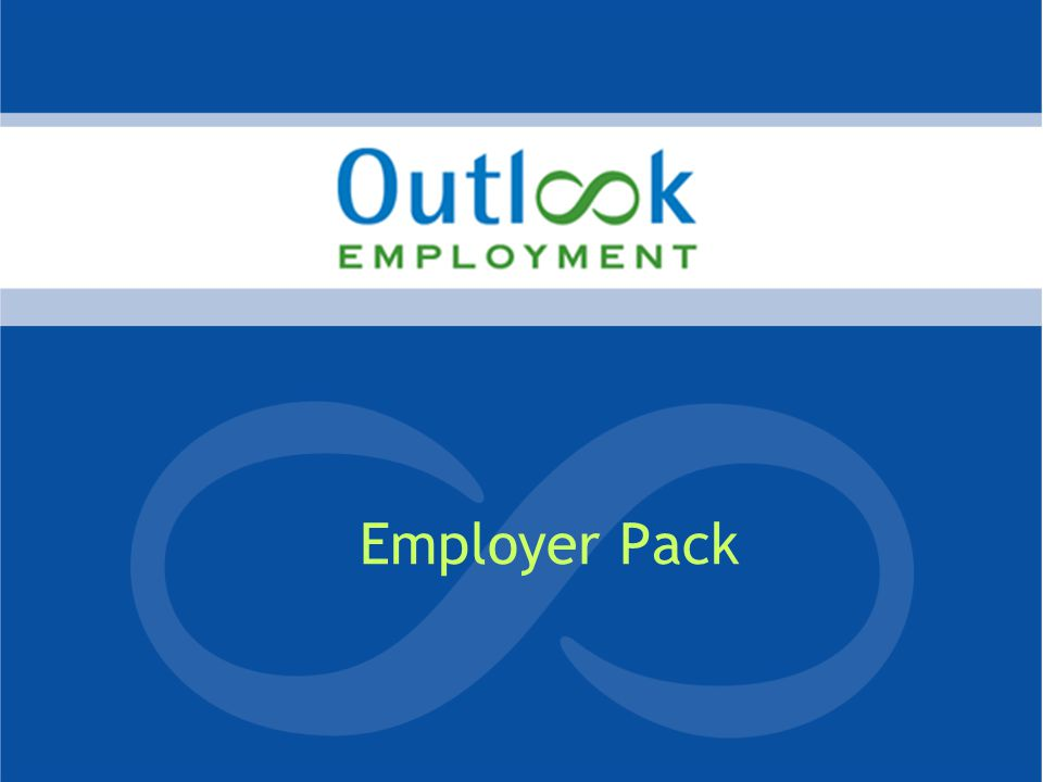 Employer Pack