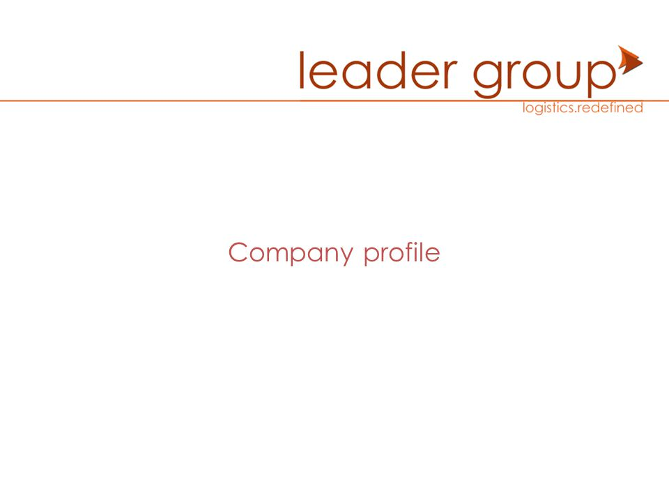Logistics Redefined Leader Group is a freight forwarding company founded in Lebanon in 2000 after its great success in Egypt.