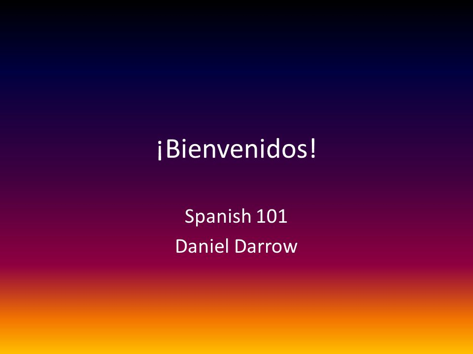 CLEP If you have had formal Spanish classes in high school or college; are a native speaker, heritage speaker or a speaker that grew up in the barrio; you are most likely in the wrong class.
