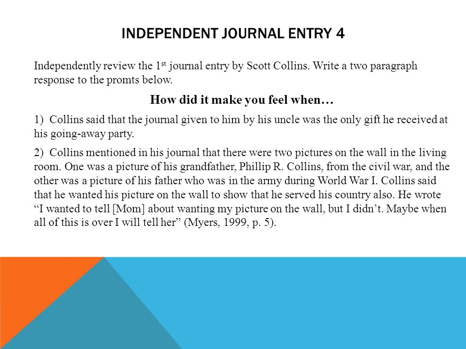 On June 4, 1944, Collins wrote in his diary We all got letters from Gen.