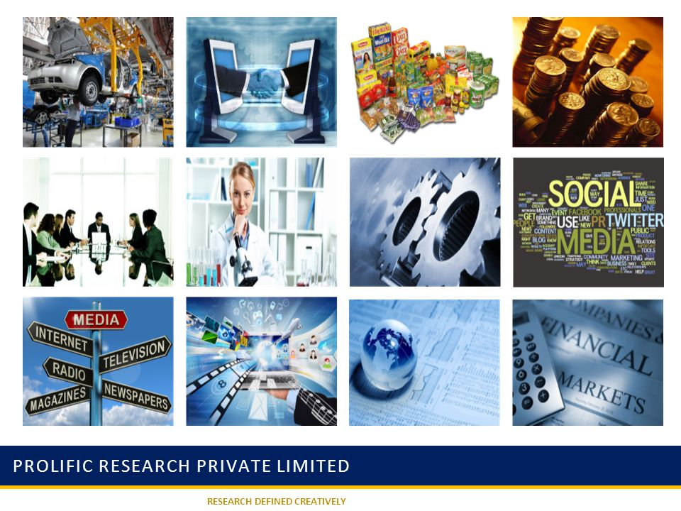 PROLIFIC RESEARCH PRIVATE LIMITED RESEARCH DEFINED CREATIVELY