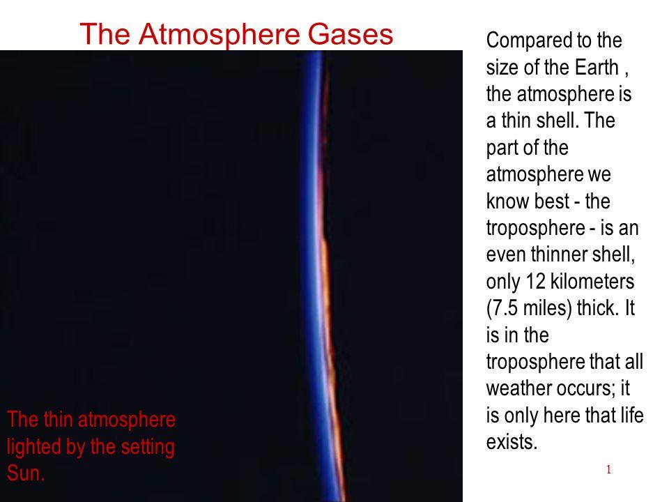 Atmosphere2 Scientists View of Atmosphere