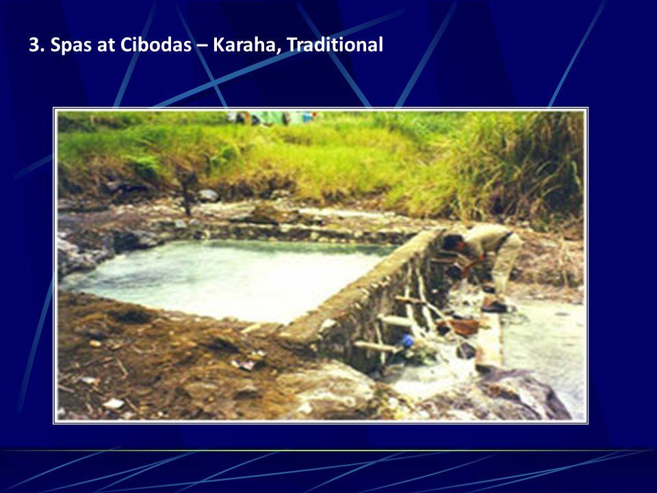 3. Spas at Cibodas – Karaha, Traditional