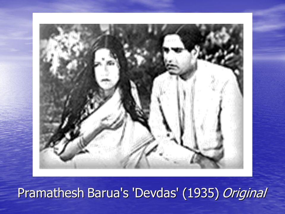 Pramathesh Barua s Devdas (1935) Original