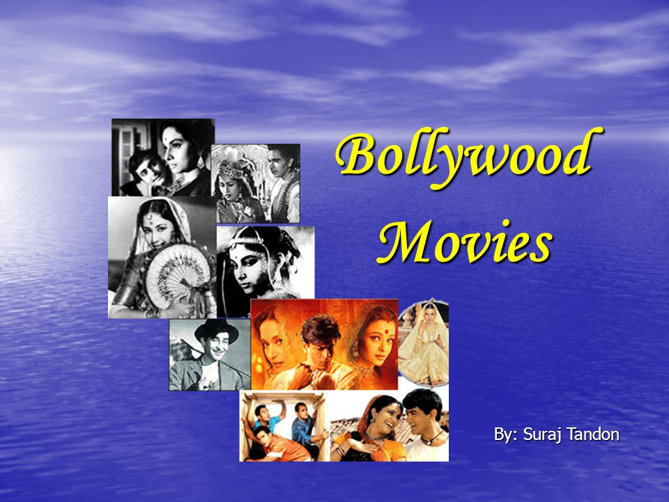 BollywoodMovies By: Suraj Tandon
