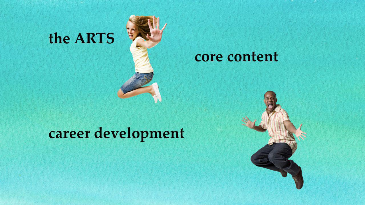 career development the ARTS core content