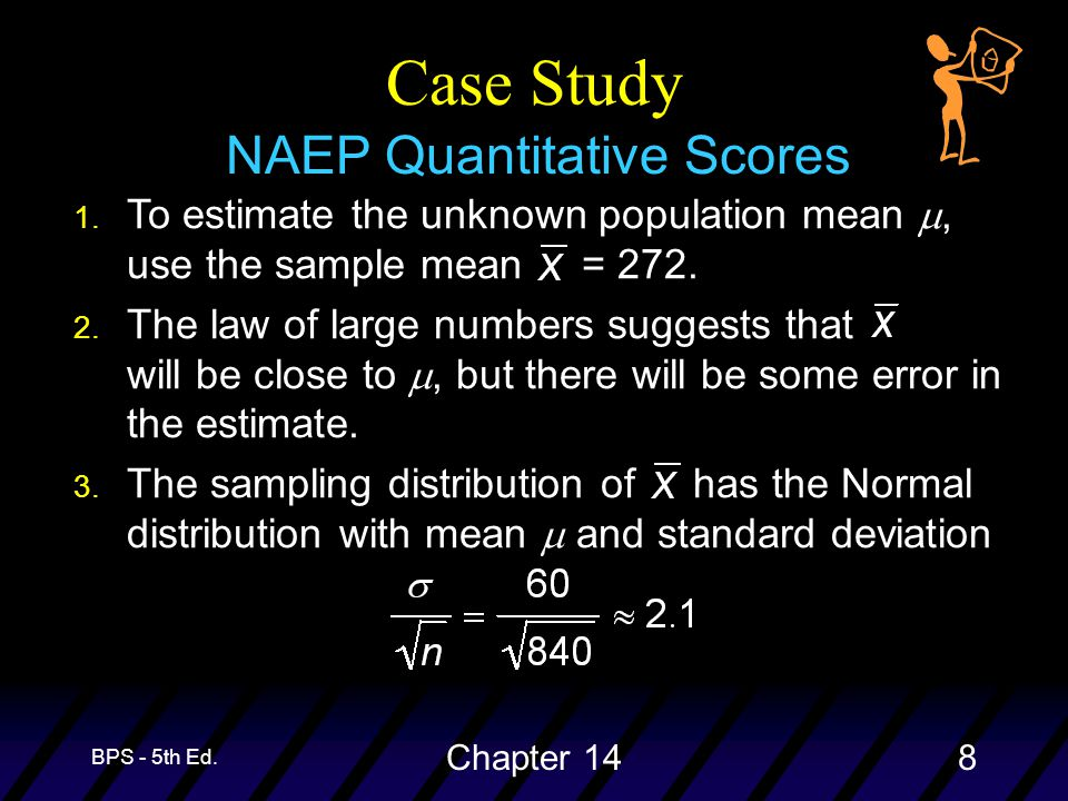 BPS - 5th Ed.Chapter 148 Case Study NAEP Quantitative Scores 1.