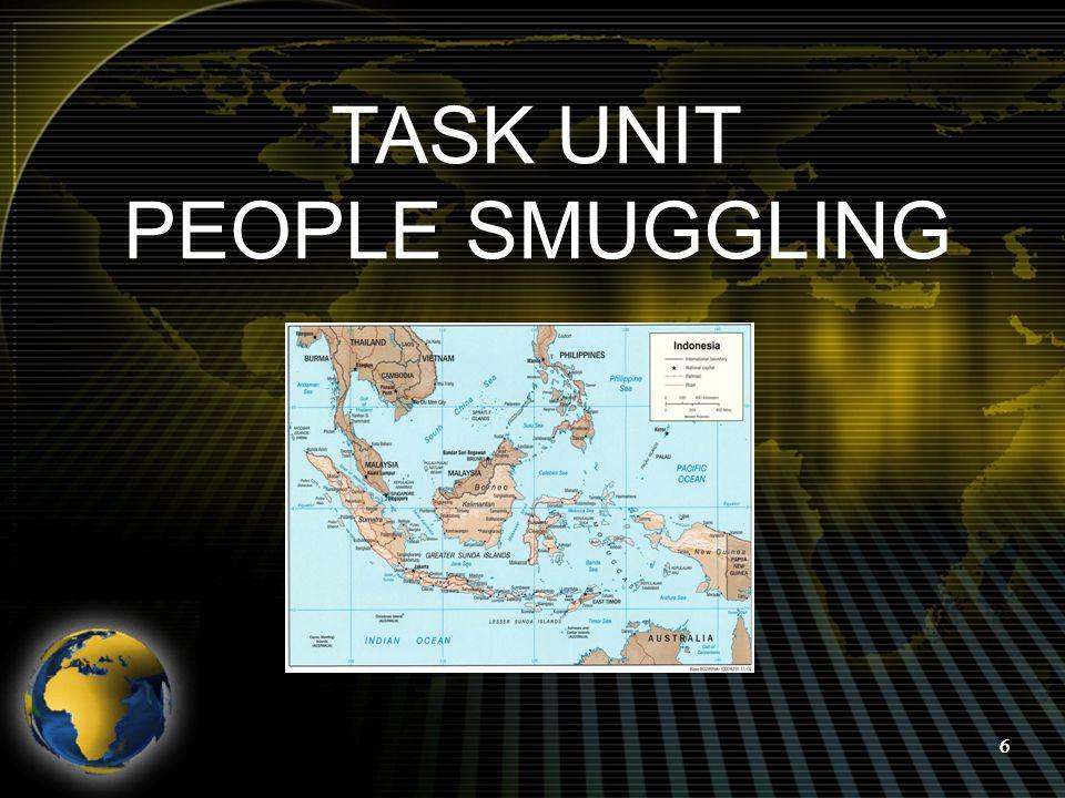 6 TASK UNIT PEOPLE SMUGGLING 6