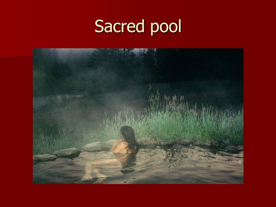 Sacred pool