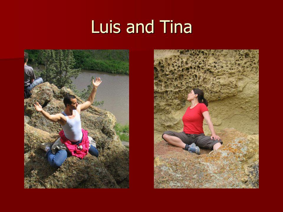 Luis and Tina