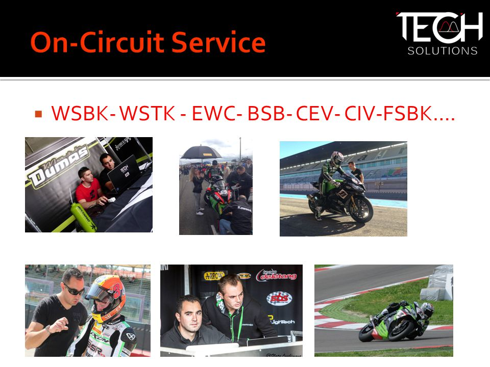  WSBK- WSTK - EWC- BSB- CEV- CIV-FSBK….