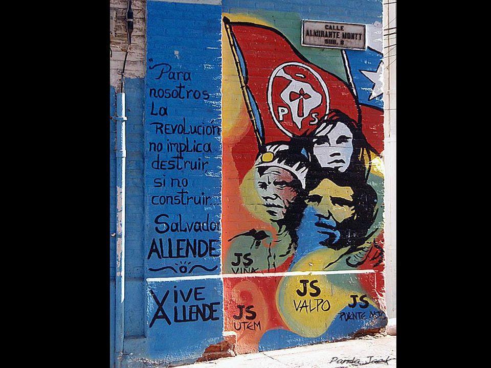 Salvador Allende http://en.wikipedia.org/wiki/Salvador_Allende