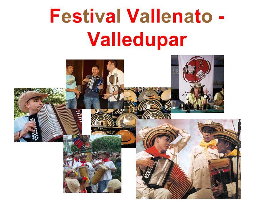 Festival Vallenato - Valledupar