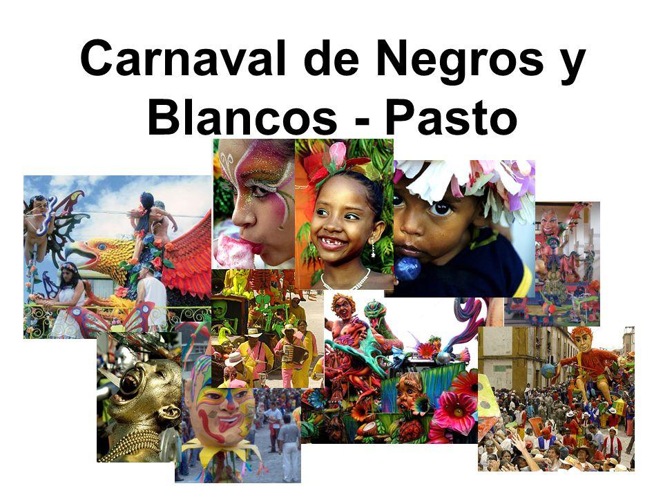 Carnaval de Negros y Blancos - Pasto