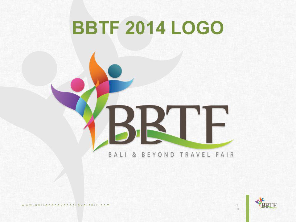 BBTF 2014 LOGO www.baliandbeyondtravelfair.com 3030
