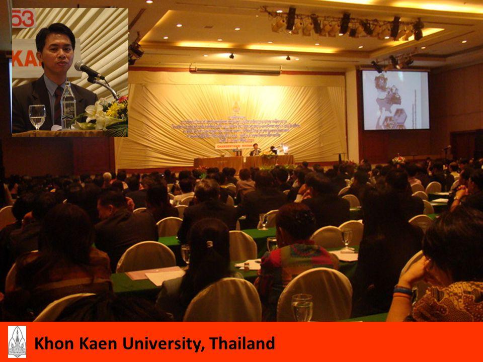 Khon Kaen University, Thailand