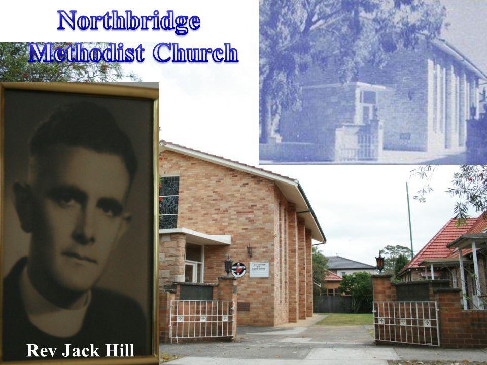 Rev Jack Hill
