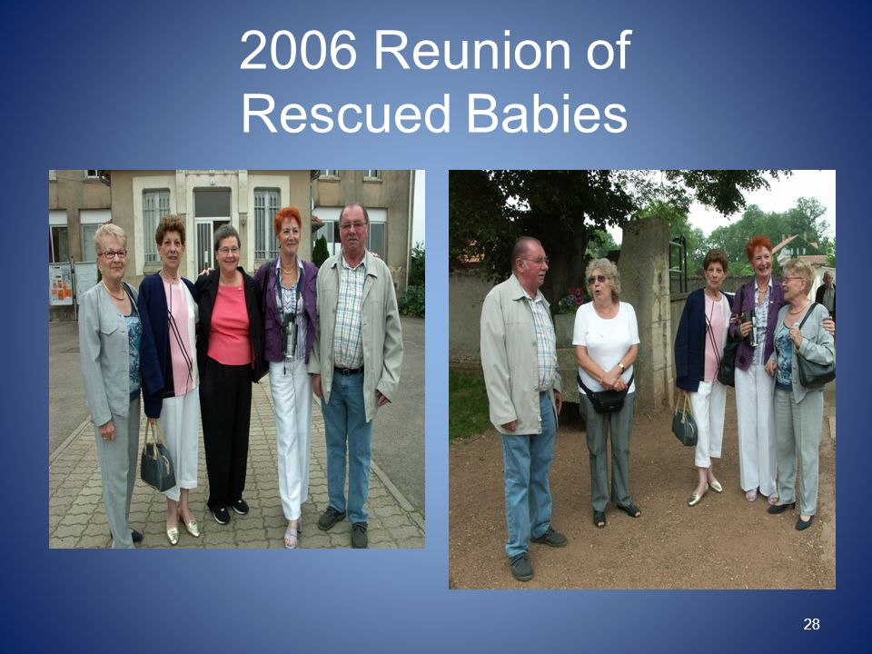 2006 Reunion of Rescued Babies 28
