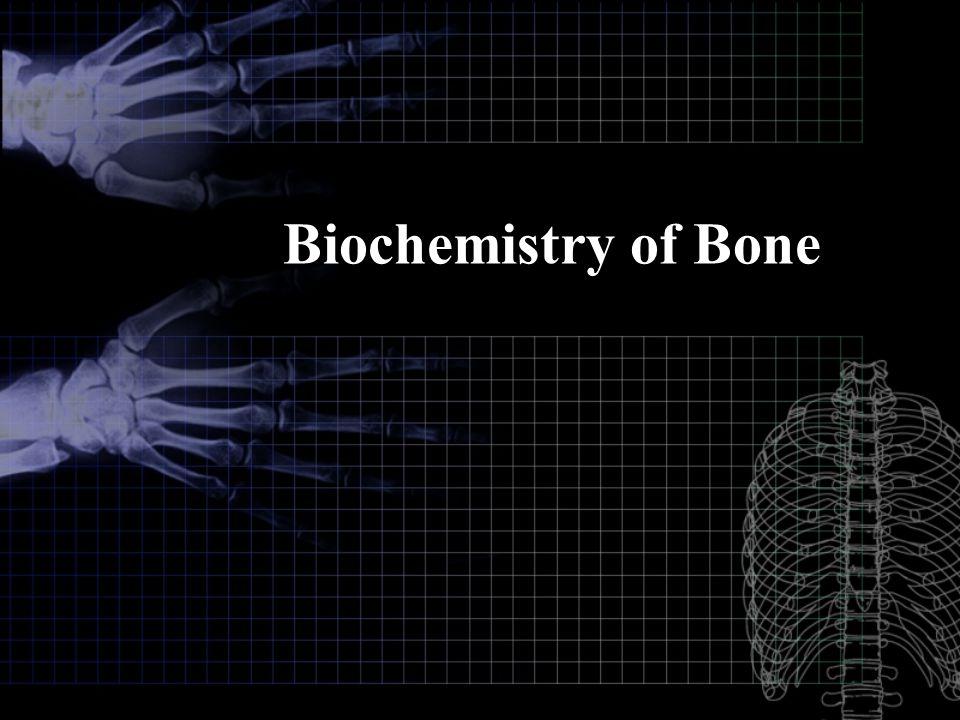 Bones contain both organic and inorganic material.