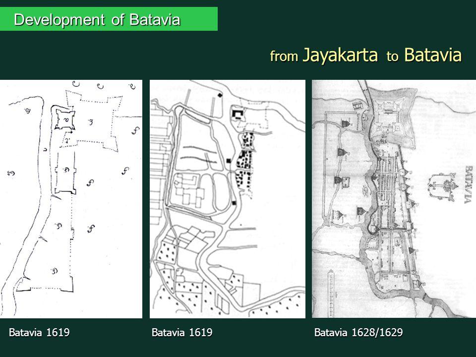 Batavia 1627 Batavia 1635