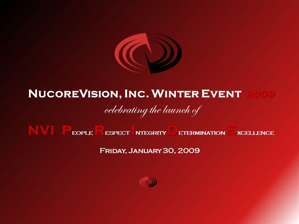 2009 NucoreVision, Inc.