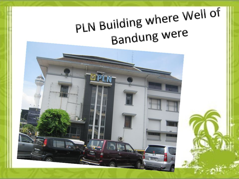 Bale Sumur Bandung Building By: 4 GENERATION