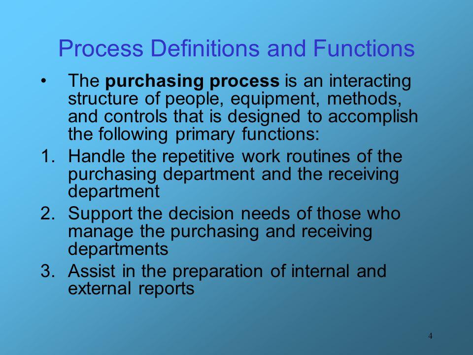 15 Organization's Supply Chain