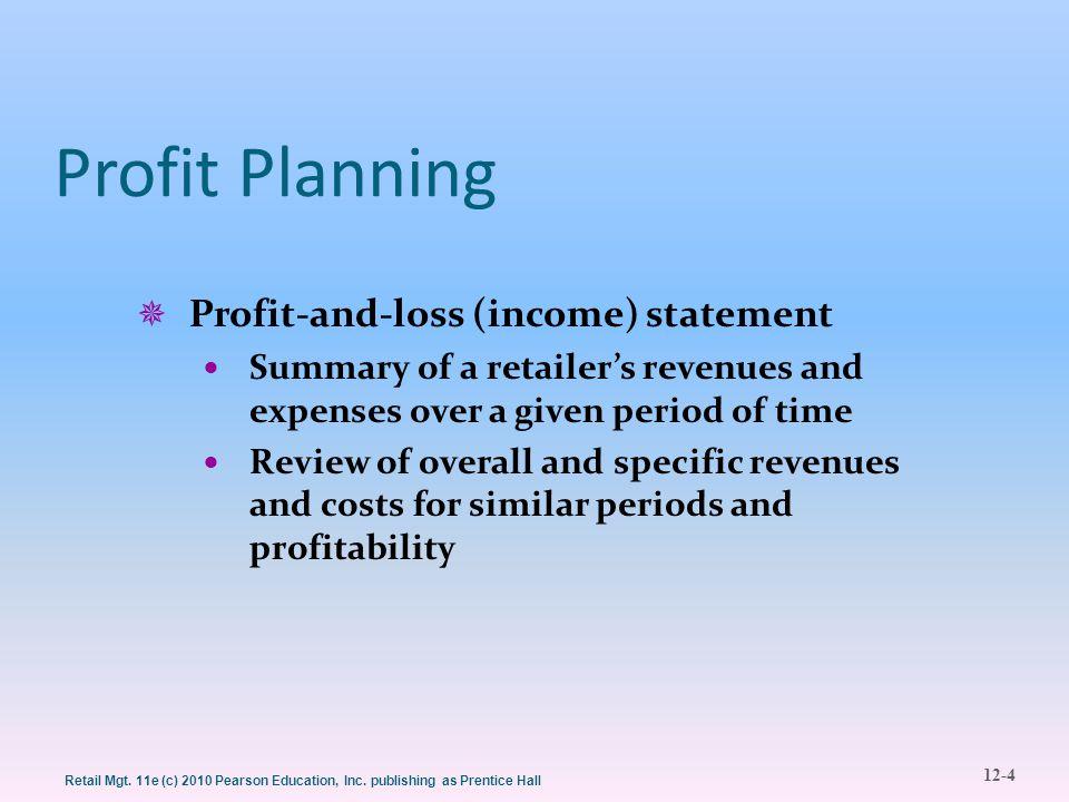 12-5 Retail Mgt.11e (c) 2010 Pearson Education, Inc.