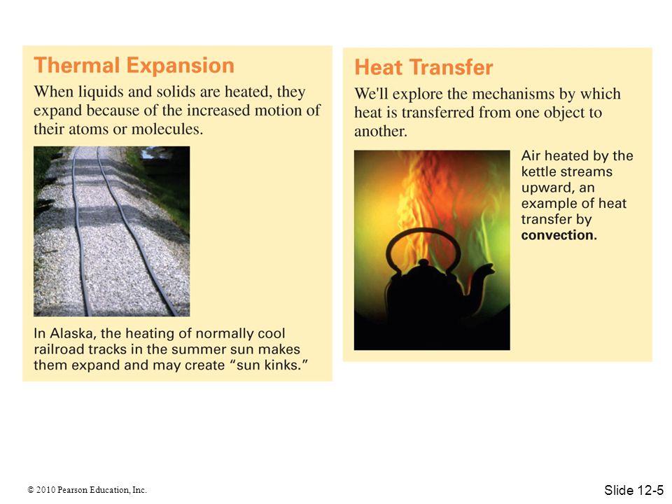 © 2010 Pearson Education, Inc. Slide 12-5