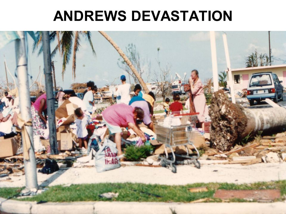 ANDREWS DEVASTATION