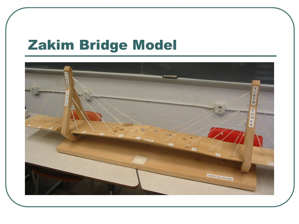 Zakim Bridge Model
