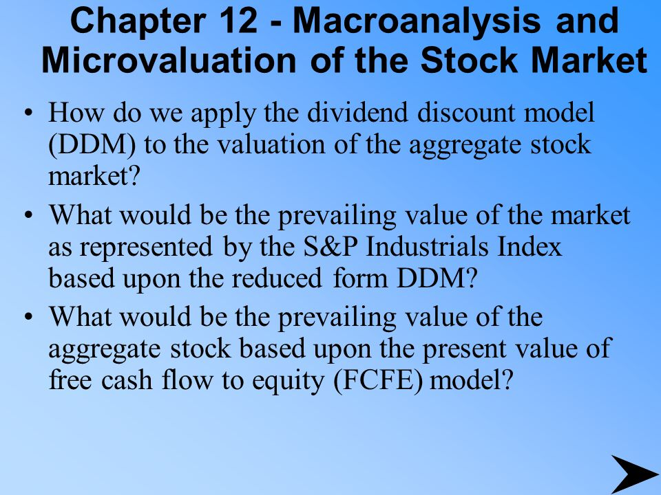 Monetary Variables, the Economy, and Stock Prices Money supply and the economy Money supply and stock prices Inflation, interest rates, and security prices
