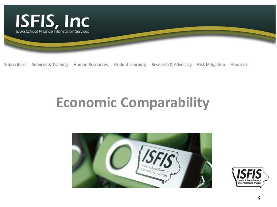 Economic Comparability 9