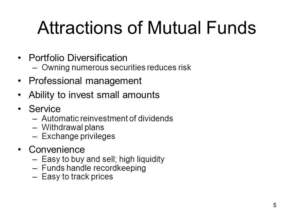 16 Table 12.1 Mutual Fund Fee Table (Required by Federal Law)