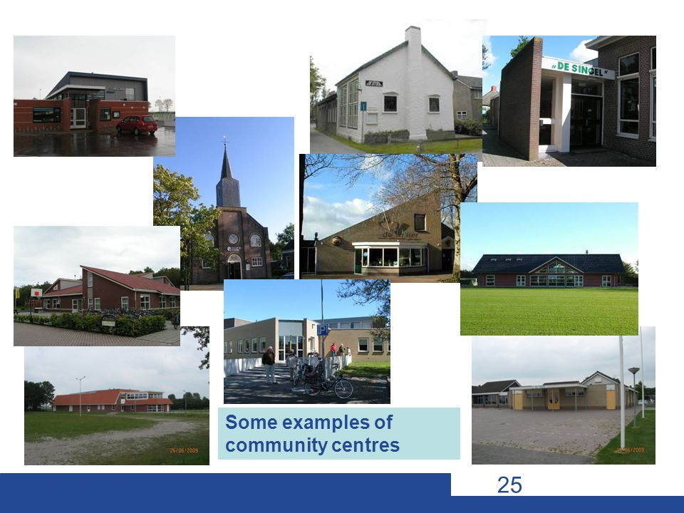 10-11-12VDP s25 Some examples of community centres