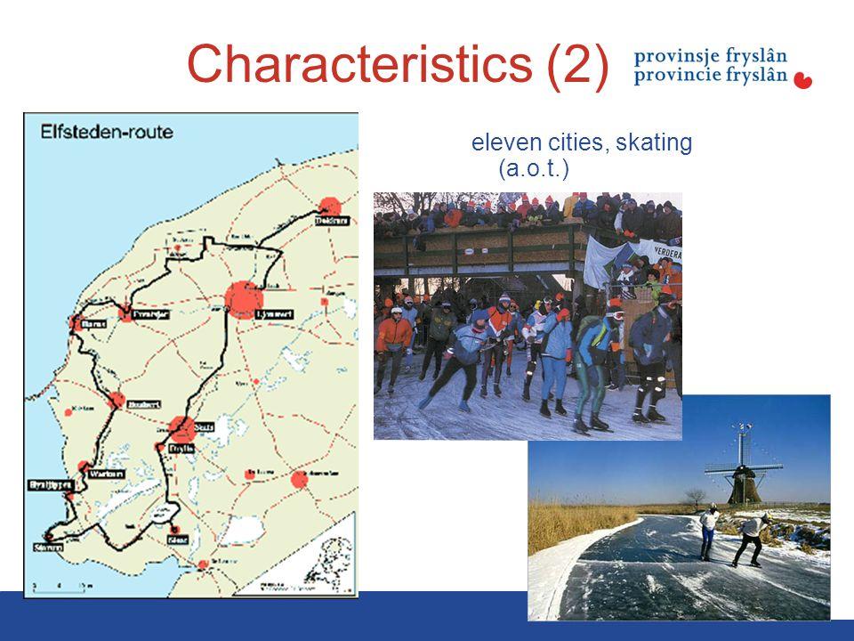 10-11-12VDP s8 Characteristics (3) We have three secifically Frisian sports: skûtsjesilen keatsen fierljeppen