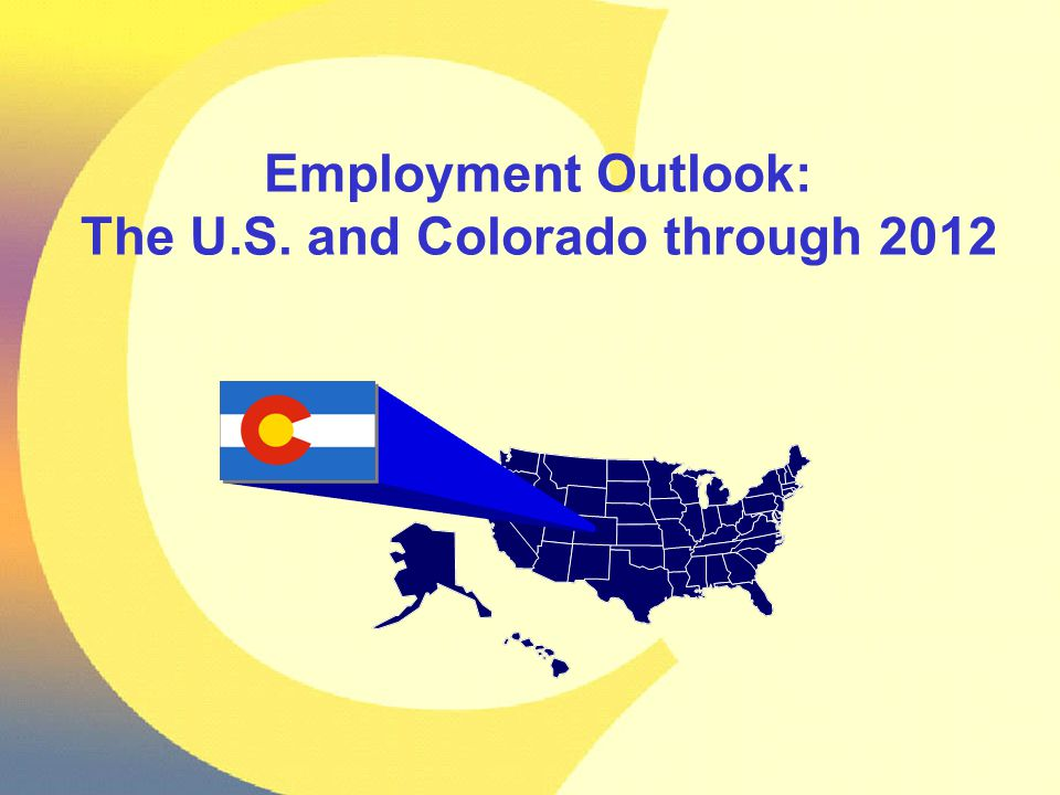 Colorado  Transportation & Warehousing (21,078) –Support Activities for Road Transportation (784) –Nonscheduled Air Transportation (595) –Local Messengers and Local Delivery (586) –Freight Transportation Arrangement (847) –Warehousing and Storage (4,146) –Scheduled Air Transportation (5,145) –Urban Transit Systems (225) –Specialized Freight Trucking (2,605) –Interurban and Rural Bus Transportation (137) Detailed industries with faster than average employment growth greater than 2.3% per year