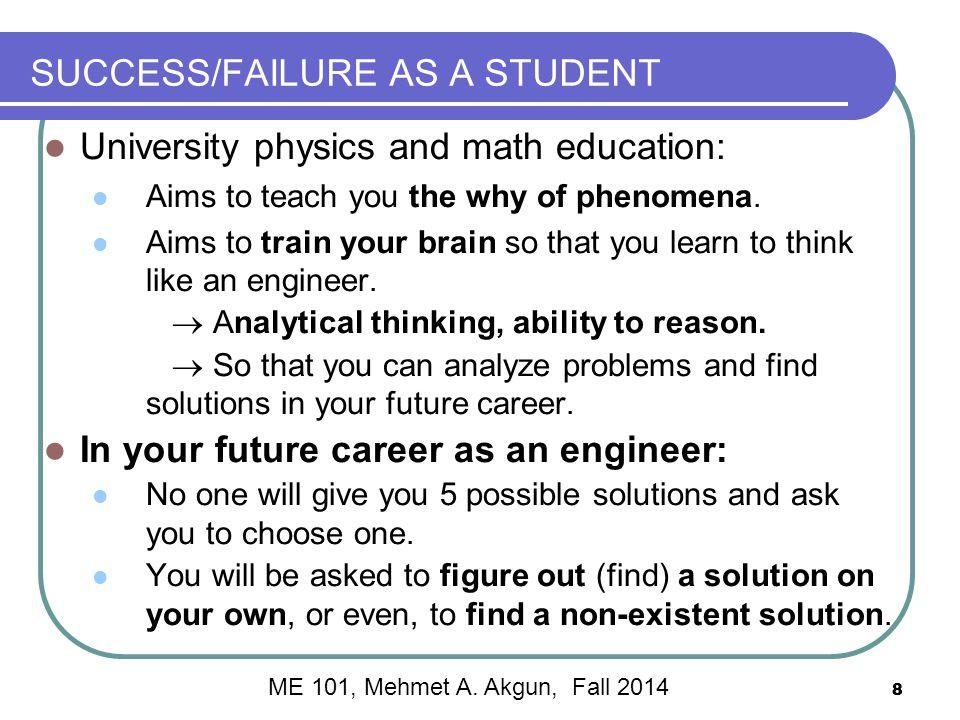 SOME USEFUL ADVICE Know the curriculum ( müfredat ) well.