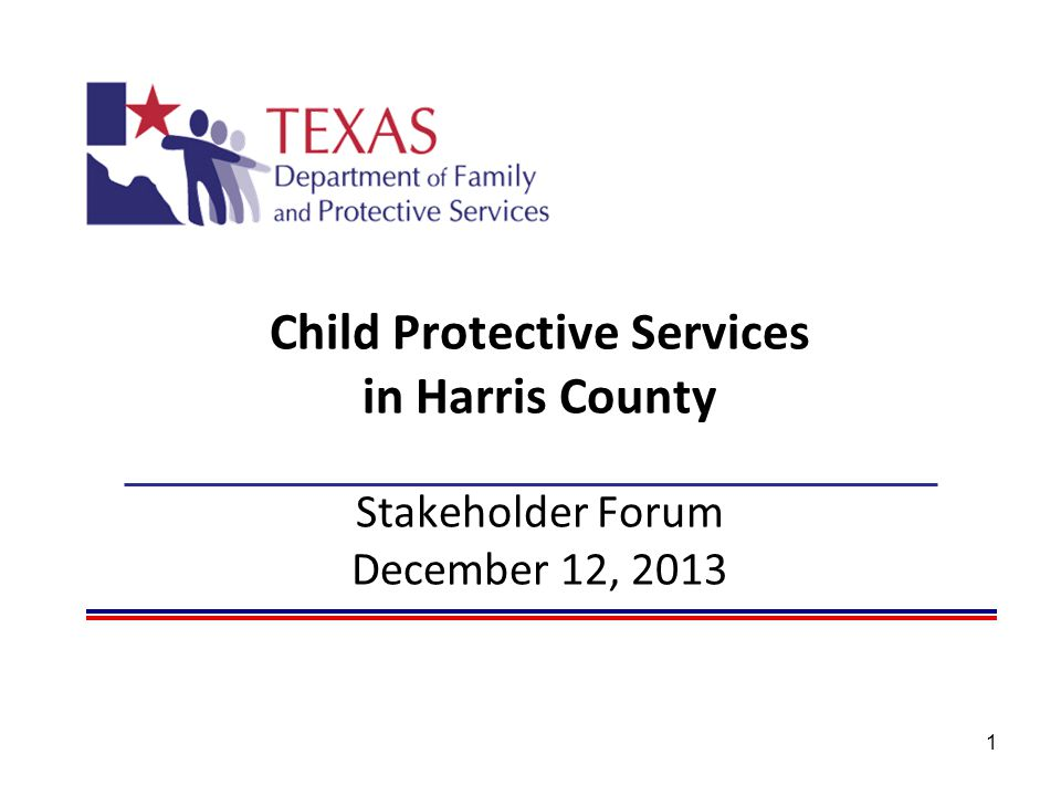 12 Assessment Plan By April 1, 2014, Casey Family Programs, will conduct an assessment of CPS in Region 6 – Harris County and provide a report to DFPS that: Informs the agency about issues that impact permanency; Provides recommendations; Provides action steps that DFPS may implement to reduce the length of time children are in care.