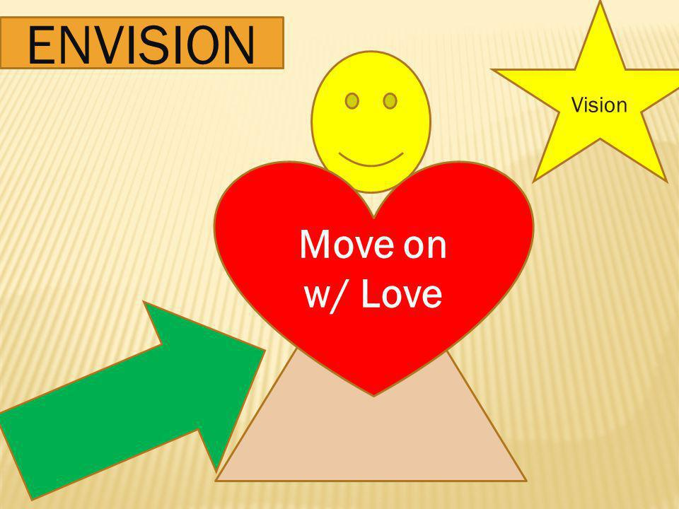 ENVISION Move on w/ Love Vision