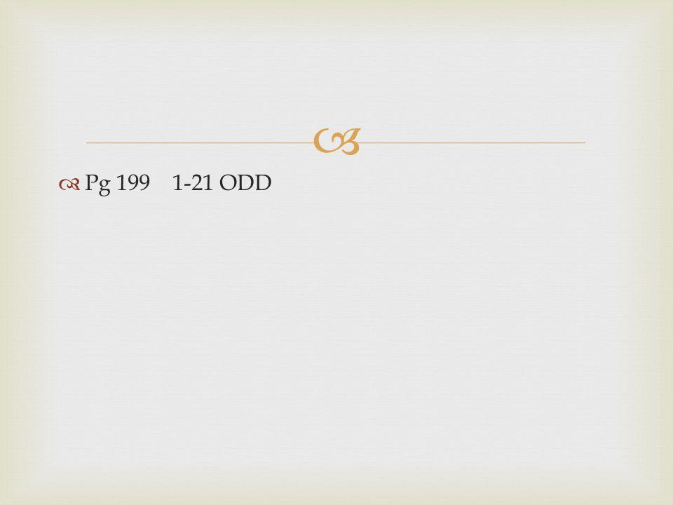   Pg 199 1-21 ODD