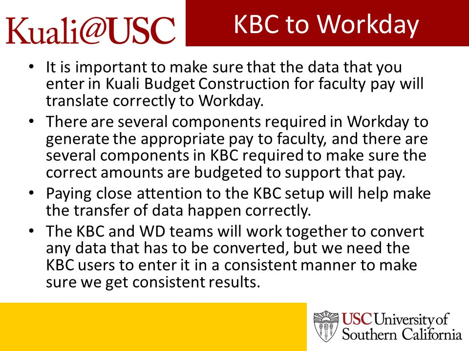 Academic Enabled Pay Two comp plans in Workday are identified as Academic Enabled Pay plans.