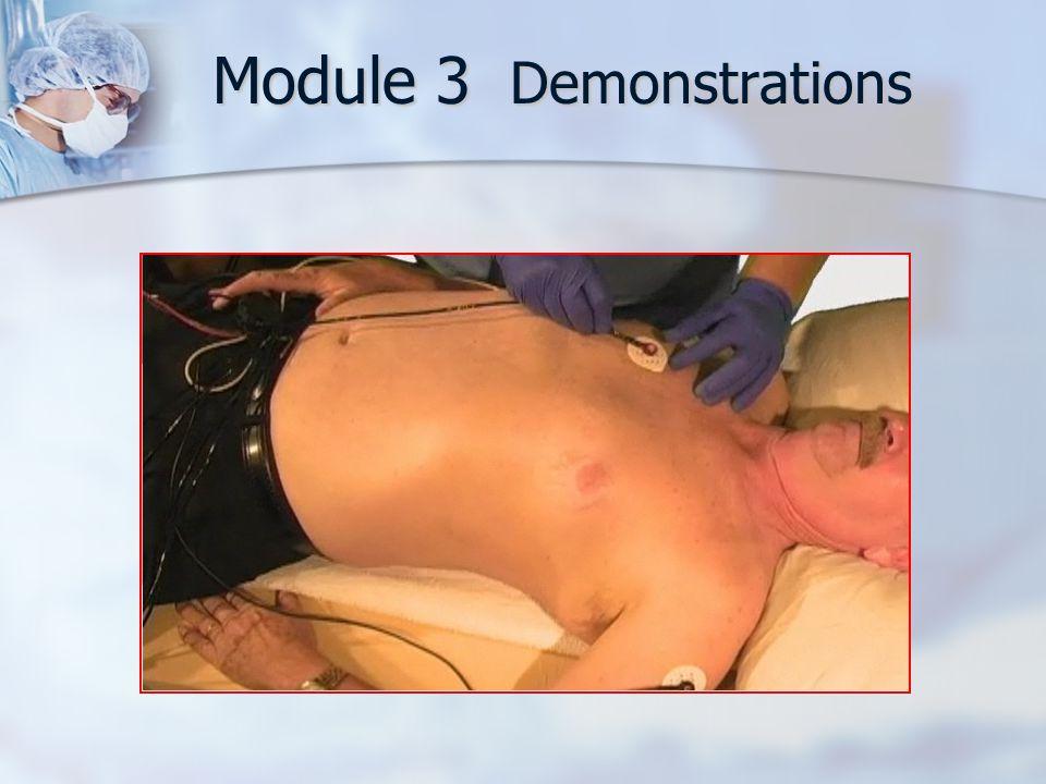 Module 3 Demonstrations