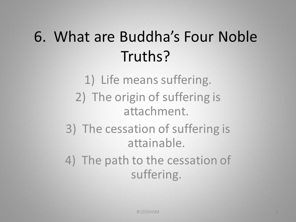 7.What are the precepts of the Noble Eightfold Path.