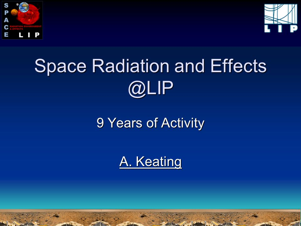 23/04/2012A.Keating @ Jornadas LIP22 Ion Testing, C252 & Co-60 SEU Monitor Testing –C252 –LNS Catania, Ion testing Ne and Xe –UCL, Louvain, low penetration He, O R&D ELDRS Effect