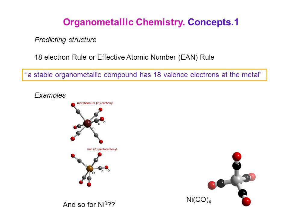 Organometallic Chemistry.
